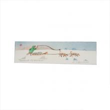 Hand Printed Inuit Designed Bookmarks